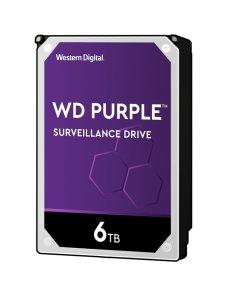 "WD Purple Surveillance Hard Drive WD60PURZ - Disco duro - 6 TB - interno - 3.5"" - SATA 6Gb/s - 5400  WD60PURZ - Imagen 1"