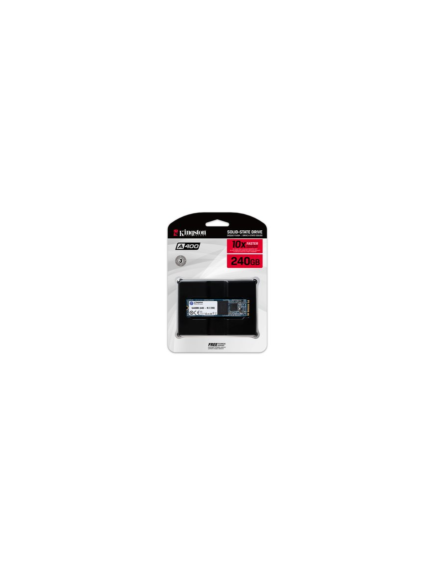 240G SSDNOW A400 M.2 2280 SSD - Imagen 3