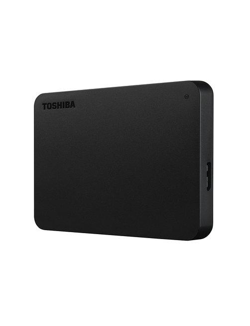 Toshiba 2TB Externo Canvio Basics Black  A3retail - Imagen 4