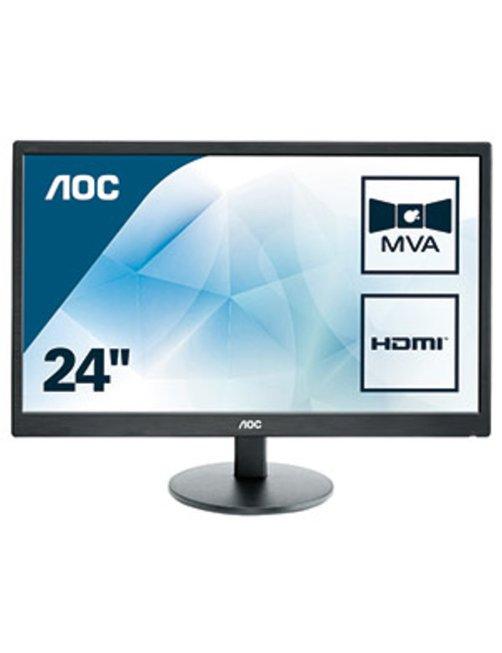 Monitor Hdmi Led 24 - Imagen 2