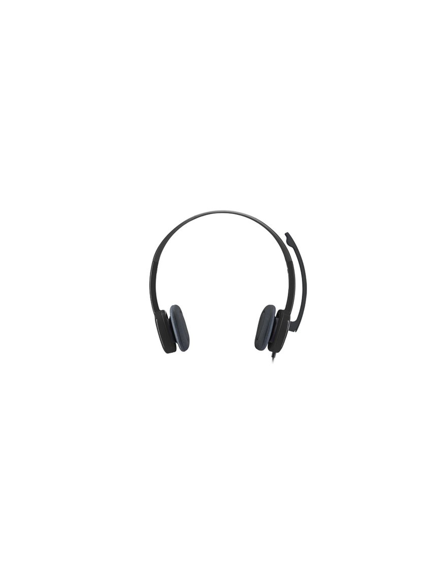 Logitech Stereo H151 - Auricular - en oreja - cableado - Imagen 4