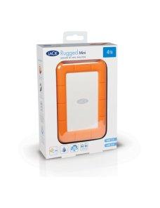 LaCie Rugged Mini - Disco duro - 2 TB - externo (portátil) - USB 3.0 - Imagen 1
