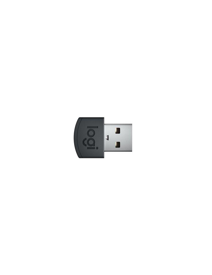 Logitech - Keyboard - Wireless - Spanish - Bluetooth - Black - intergrated touchpad - Imagen 4