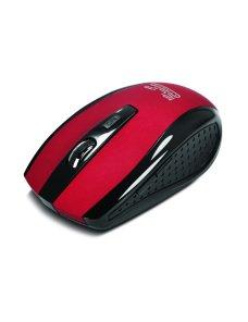 Klip Xtreme - Mouse - Wireless - 2.4 GHz - Red - Nano - 6-button Opt - Imagen 1