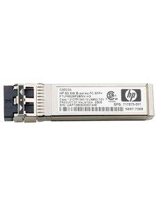 HPE - Módulo de transceptor SFP+ - canal de fibra de 8 Gb (onda corta) - Fibre Channel (paquete de 4) - Imagen 1