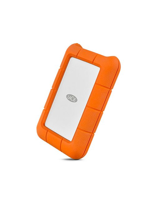 LaCie Rugged USB-C - Disco duro - 1 TB - externo (portátil) - USB 3.1 Gen 1 (USB-C conector) - Imagen 1