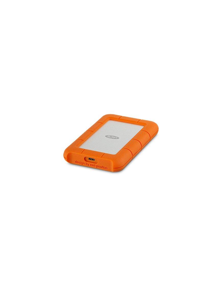 LaCie Rugged USB-C - Disco duro - 1 TB - externo (portátil) - USB 3.1 Gen 1 (USB-C conector) - Imagen 3