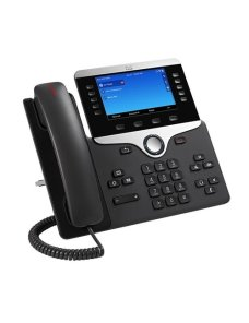 Cisco IP Phone 8841 - Teléfono VoIP - SIP, RTCP, RTP, SRTP, SDP - 5 líneas - Imagen 1