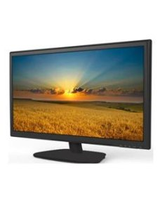 "Hikvision DS-D5022QE-B - Monitor LED - 22"" (21.5"" visible) - 1920 x 1080 Full HD (1080p) - 250 cd/m² - 1000:1 - 5 ms - HDMI, VGA"