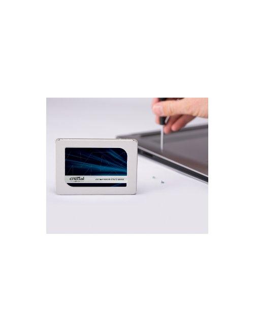 1TB SSD MX500 SATA 2.5 - Imagen 2