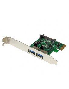 Tarjeta PCI Express 2x USB 3.0 UASP - Imagen 1