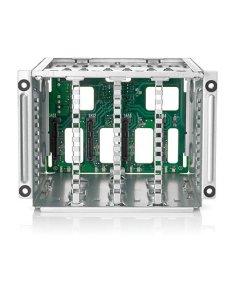 "HPE Box1/2 Cage/Backplane Kit - Caja de unidades para almacenamiento - 2.5"" - SATA / SAS - para ProLiant DL380 Gen10, DL385 Gen1"