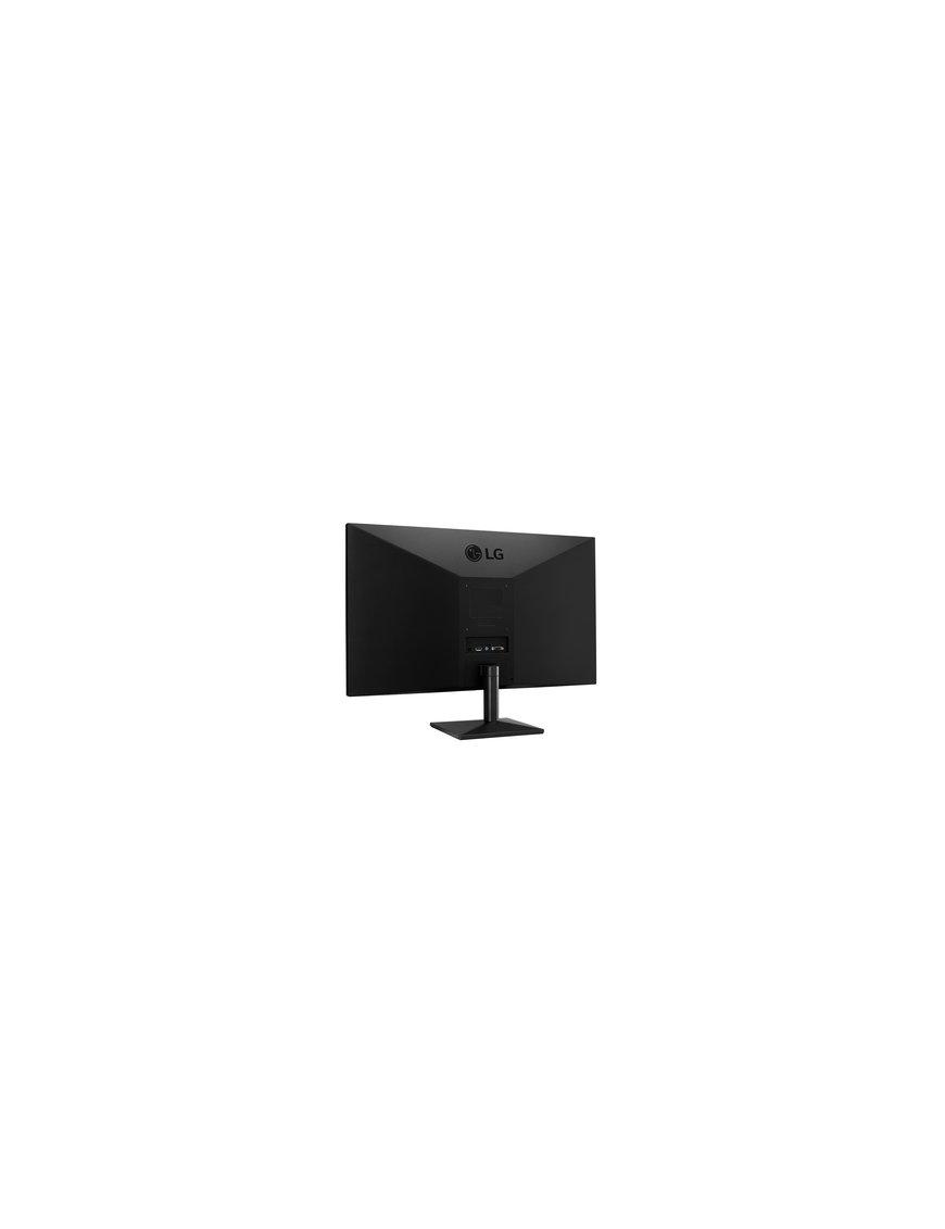 "LG 20MK400H-B - Monitor LED - 20"" - 1366 x 768 - TN - 300 cd/m² - 1000:1 - 2 ms - HDMI, VGA - negro mate - Imagen 7"