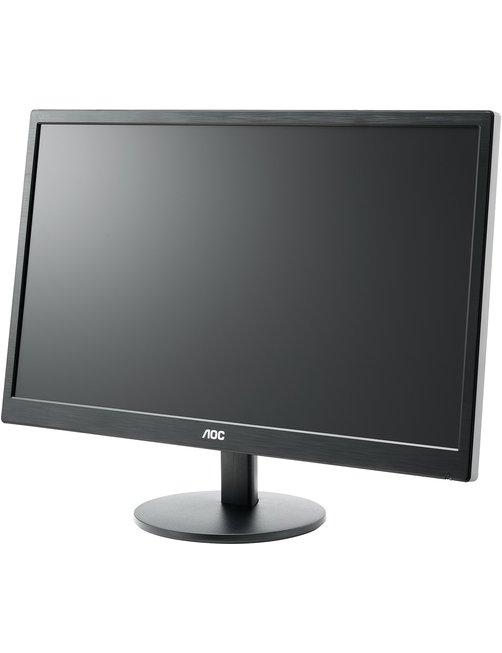 MONITOR AOC 21.5 NEGRO LED WIDE HDMI y VGA - Imagen 11