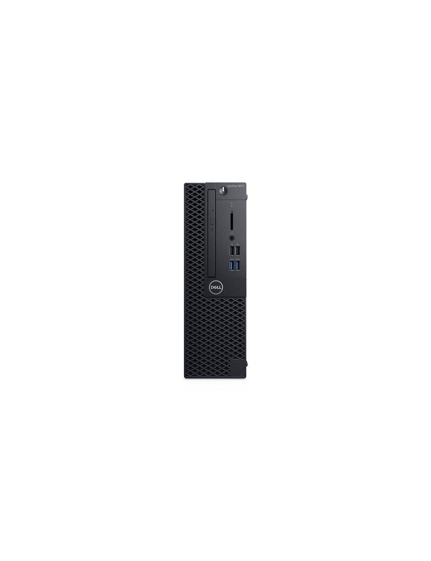SFF Dell Optiplex 3070 i5/8GB/256GB/W10P/3YOnS - Imagen 1