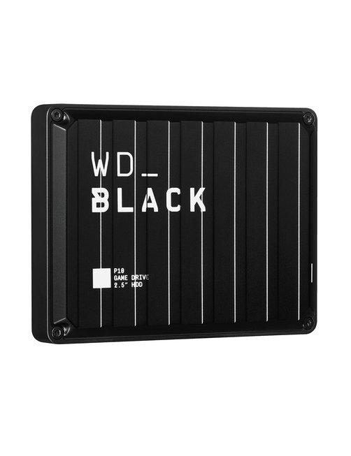 Western Digital WD Black - External hard drive - 4 TB - USB 3.0 - Black - Imagen 2
