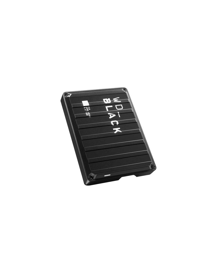 Western Digital WD Black - External hard drive - 4 TB - USB 3.0 - Black - Imagen 5