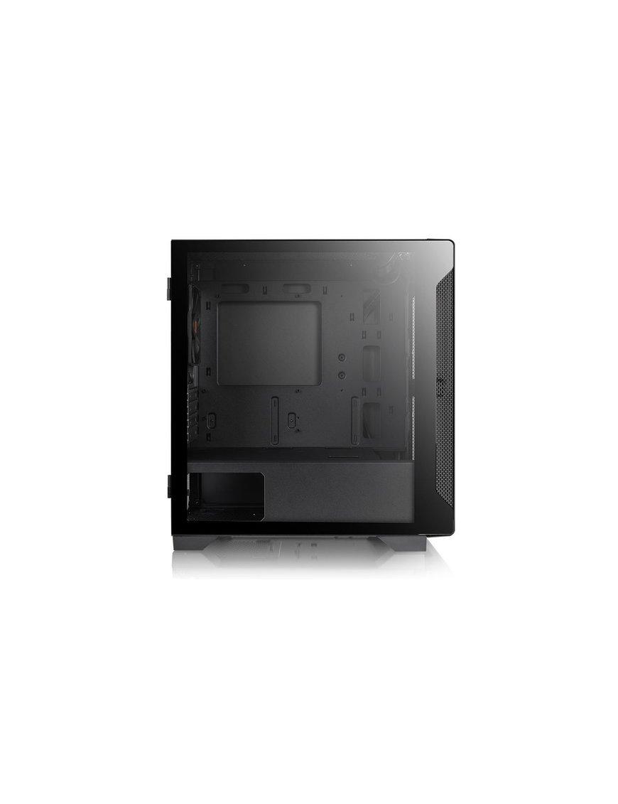Gabinete S100 TG/Black/Win/SPCC/Tempered Glass*1/1 - Imagen 4