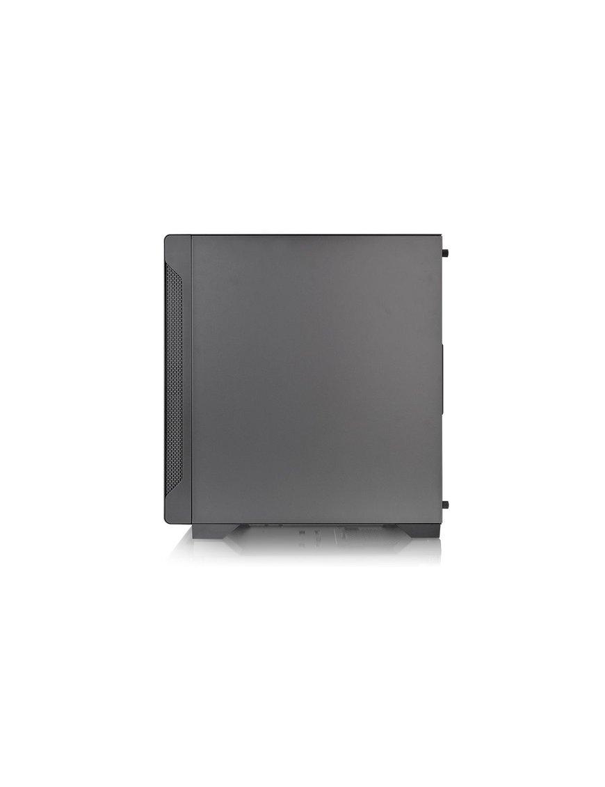 Gabinete S100 TG/Black/Win/SPCC/Tempered Glass*1/1 - Imagen 5
