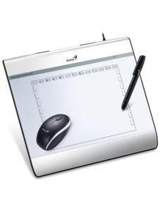 Tableta Gráfica Genius MousePen i608X, Alámbrico, - Imagen 1