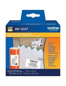 Brother DK-1247 - Etiquetas de papel para impresor dk1247