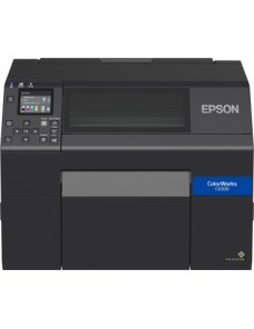 Epson ColorWorks CW-C6500A - Impresora de etiquetas - color - chorro de tinta - Rollo (21,59 cm) - 1200 x 1200 ppp - hasta 85 mm