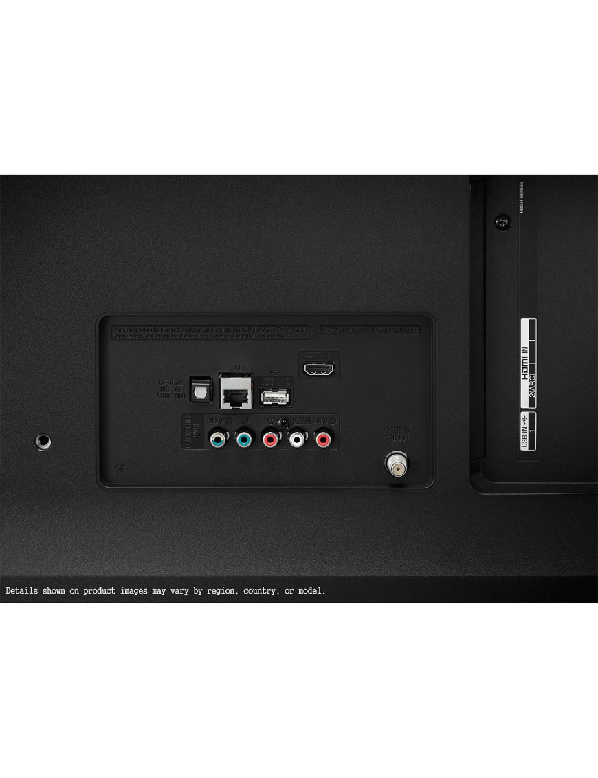 "TELEVISOR SMART TV 49"" UHD WEBOS 4.5 USB- HDMI 49UN7100PSA.AWH"