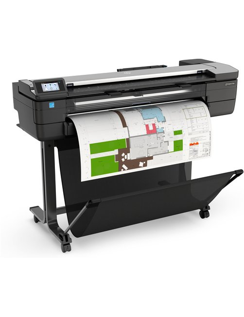 HP DesignJet T830 36-in Multifunction Printer - Imagen 5