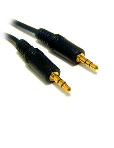 CABLE STEREO PLUG 3.5MM 20 METROS M/M  9192