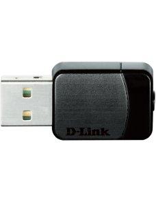 D-Link Wireless AC DWA-171 - Adaptador de red - USB 2.0 - 802.11ac DWA-171 - Imagen 1