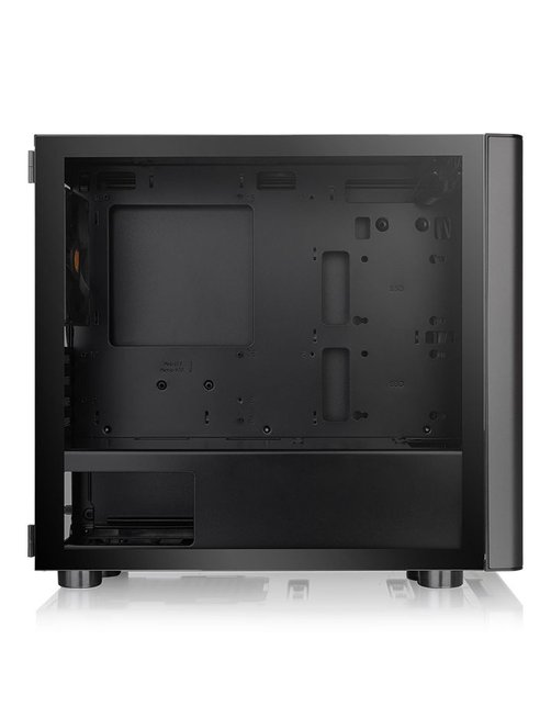 Gabinete  V150 TG/Black/Win/SPCC/Tempered Glass - Imagen 3