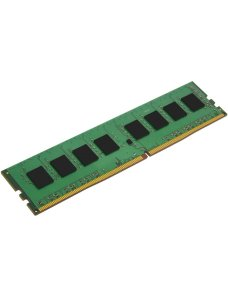 Kingston ValueRAM - DDR4 - 8 GB - DIMM de 288 espigas - 2400 MHz / PC4-19200 - CL17 - 1.2 V - sin b? KVR24N17S8/8 - Imagen 1