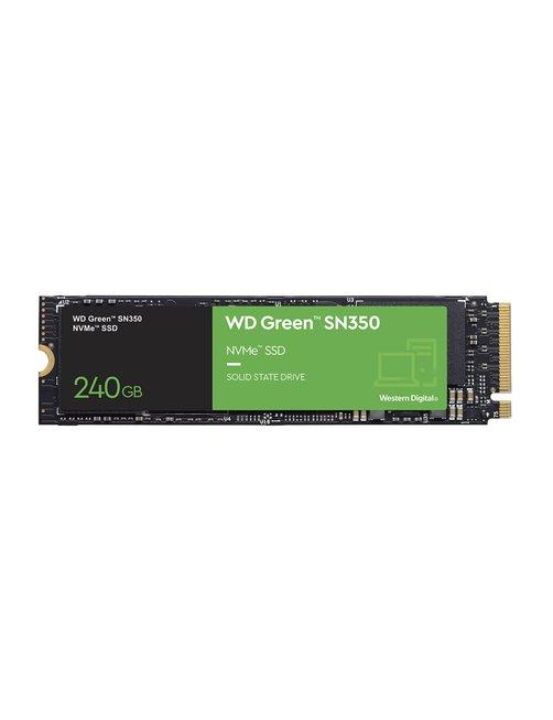 Western Digital - Internal hard drive - 240 GB - M.2 - Solid state drive - NVMe - Imagen 1