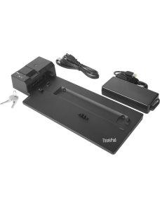 Lenovo ThinkPad Ultra Docking Station - Estación de conexión - VGA, HDMI, 2 x DP - 135 vatios - IT 40AJ0135IT - Imagen 1