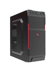 Xtech - Desktop - ATX - Black and red - 600W PS XTQ-214 XTQ-214