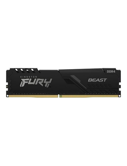 Mem FURY Beast 4GB 2666MHz DDR4 CL16 Desktop - Imagen 1