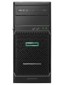 HPE ProLiant ML30 Gen10 - Servidor - torre - 4U - 1 vía - 1 x Xeon E-2224 / 3.4 GHz - RAM 16 GB - SATA - de intercambio no en ca