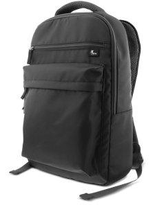 "Xtech Harker XTB-213  Mochila para laptop - 15.6"" - Nylon y Poliéster - Color Negro - Organizador de accesorios interior - Bolsi"