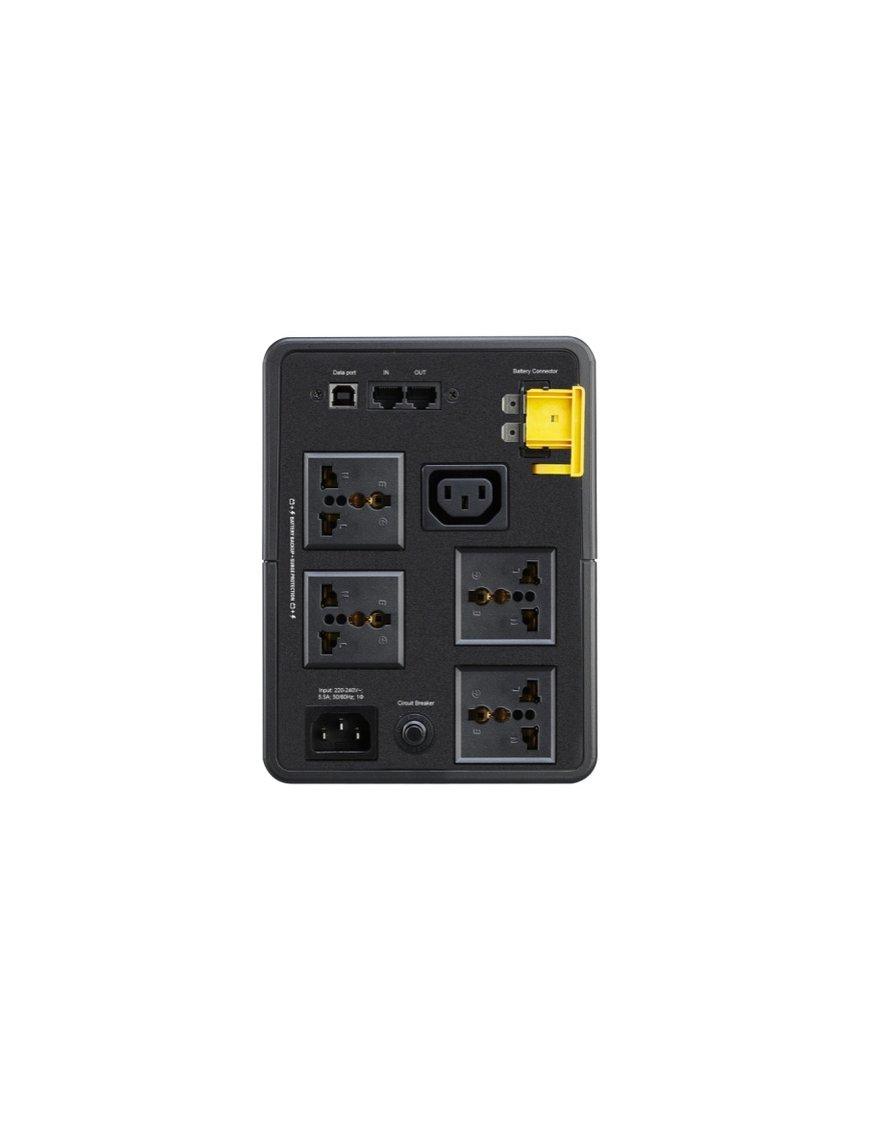 BX1200MI-MS Back-UPS 1200VA, 230V, AVR, Salida UNI - Imagen 4