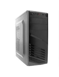 Xtech - XTQ-200CL - Desktop - All black - ATX - pc case 600W psu XTQ-200CL