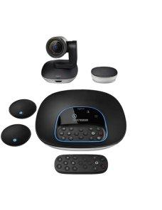 Logitech GROUP HD Video and Audio Conferencing System - Kit de videoconferencia - Imagen 1